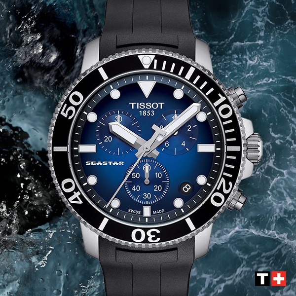 Tissot PR100 chronograph T101.417.11.041.00
